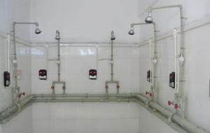 校园用IC卡水表(水控机)案例