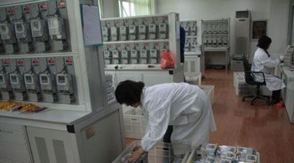 智能水表生产检验