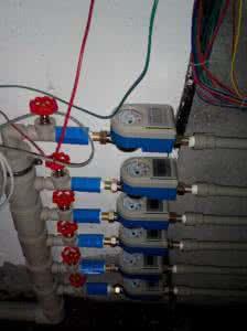 成都IC卡远传水表应用