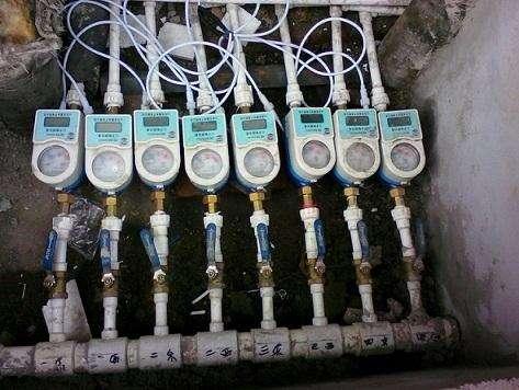 智能水表安装环境